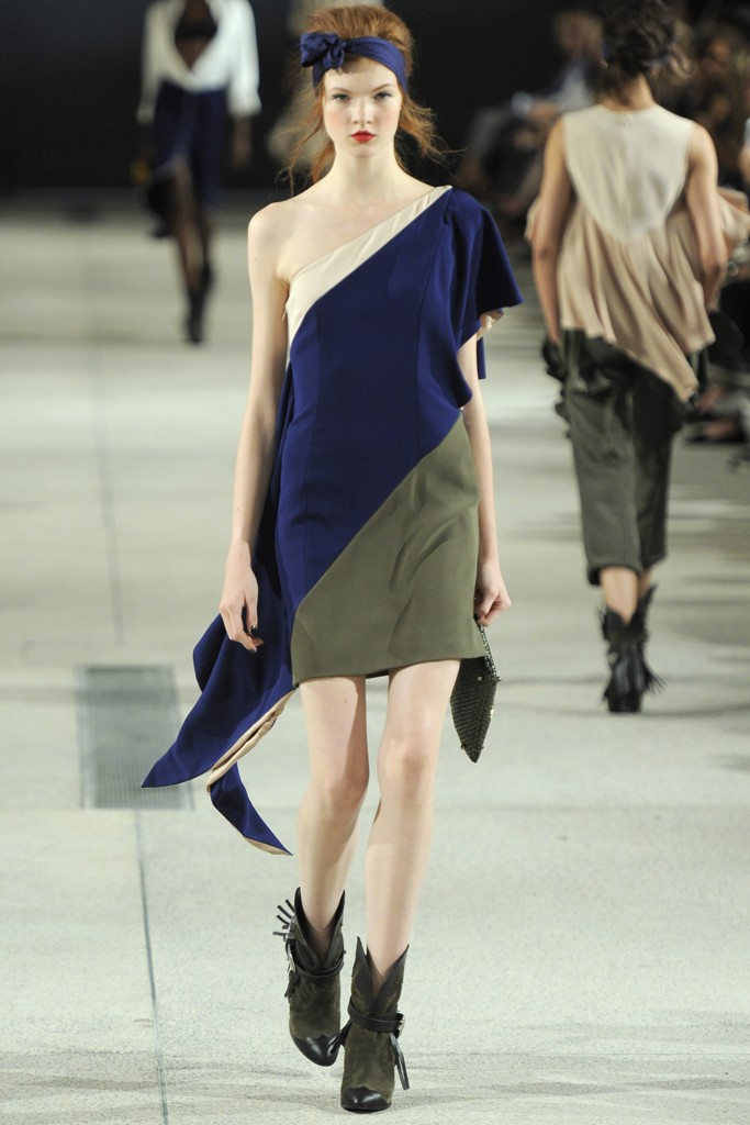 alexis mabille Paris Fashion Week Spring/Summer 2014 Day 2 Recap | Dries van Noten, Gareth Pugh, Rochas + More