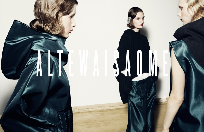 alte fw ads2 Altewaisaome Reveals Fall 2013 Ads by Marcus Ohlsson