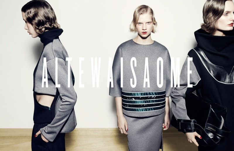 alte fw ads3 Altewaisaome Reveals Fall 2013 Ads by Marcus Ohlsson