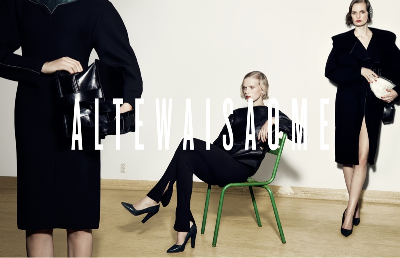 alte fw ads4 Altewaisaome Reveals Fall 2013 Ads by Marcus Ohlsson