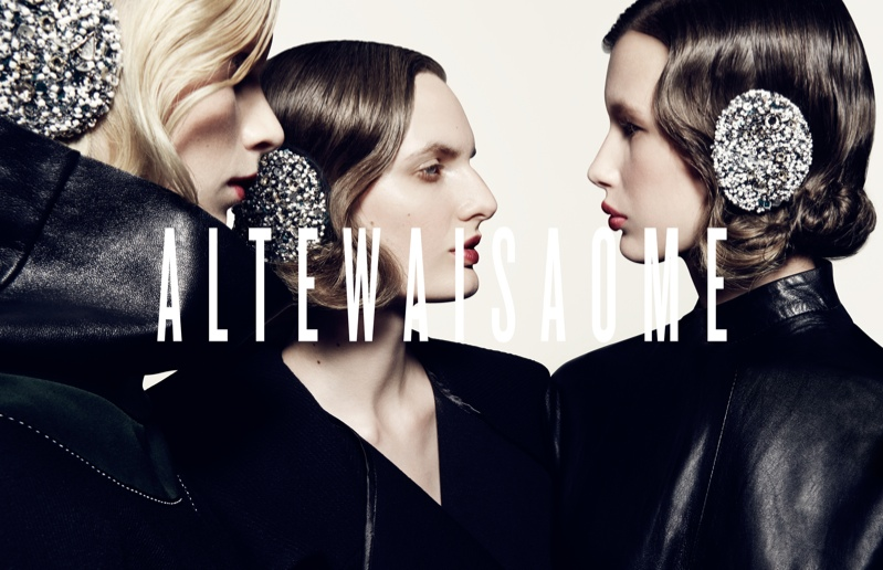 alte fw ads5 Altewaisaome Reveals Fall 2013 Ads by Marcus Ohlsson