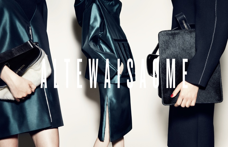 Altewaisaome Reveals Fall 2013 Ads by Marcus Ohlsson