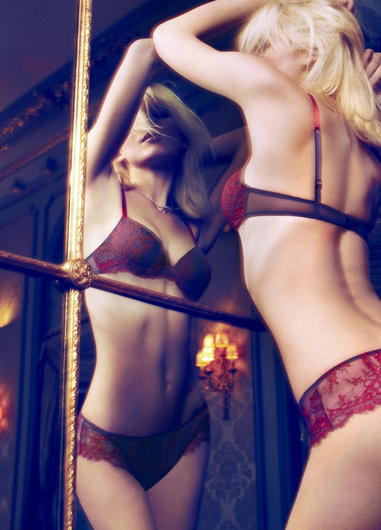 andres sarda fw1 Hana Jirickova Seduces for Andres Sarda F/W 2013 by Txema Yeste