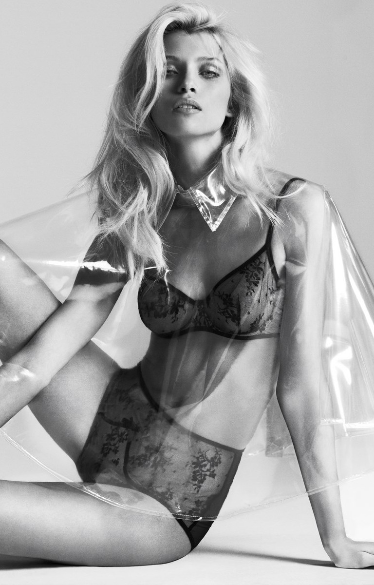 andres sarda fw13 Hana Jirickova Seduces for Andres Sarda F/W 2013 by Txema Yeste