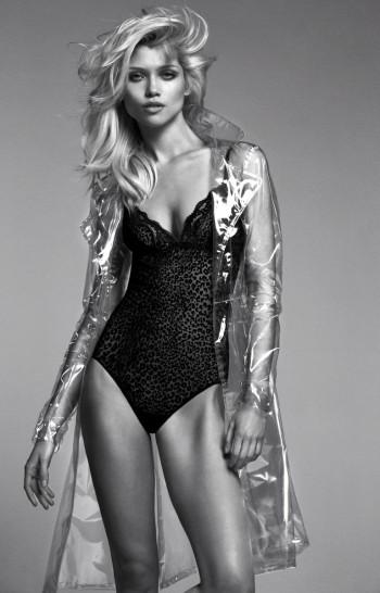 Hana Jirickova Seduces for Andres Sarda F/W 2013 by Txema Yeste