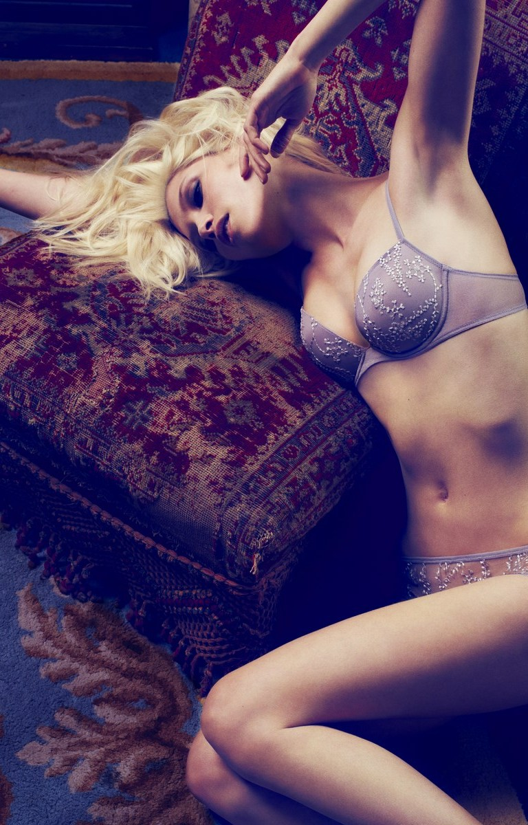 andres sarda fw8 Hana Jirickova Seduces for Andres Sarda F/W 2013 by Txema Yeste
