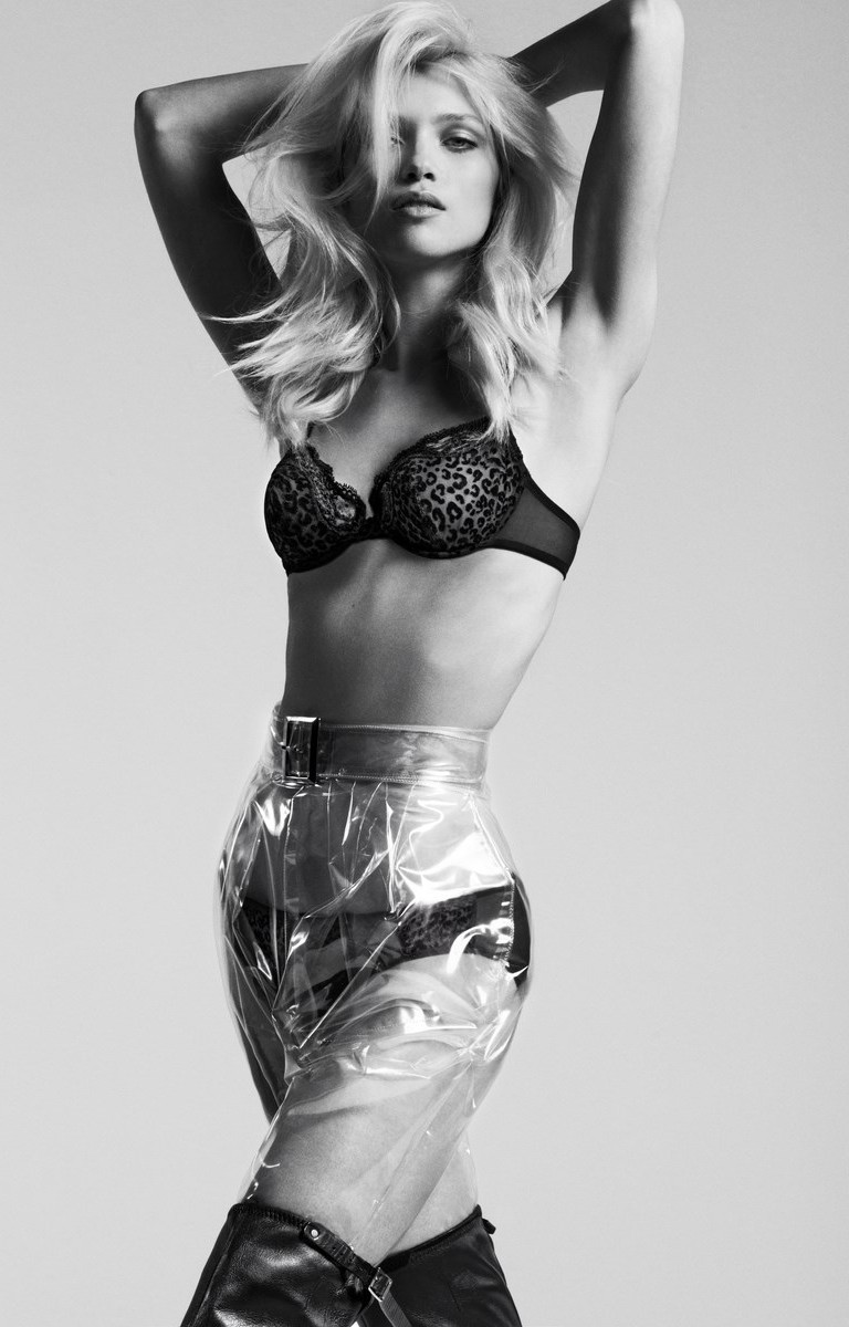 andres sarda fw9 Hana Jirickova Seduces for Andres Sarda F/W 2013 by Txema Yeste