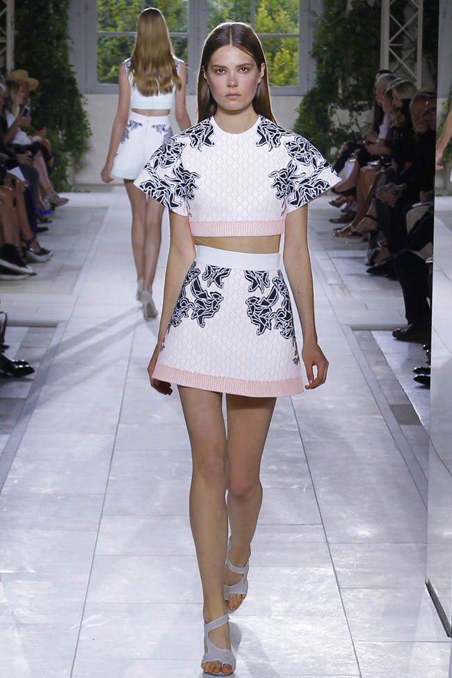 balenciaga spring 2014 rtw14 Balenciaga Spring/Summer 2014 | Paris Fashion Week