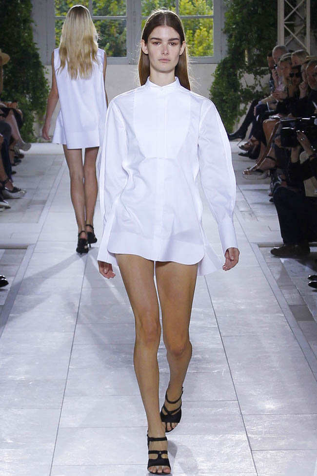 balenciaga spring 2014 rtw29 5 Stunning Paris Fashion Week Spring/Summer 2014 Trends