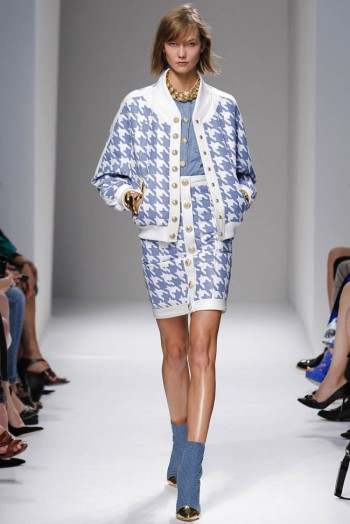 Balmain Spring/Summer 2014   Paris Fashion Week