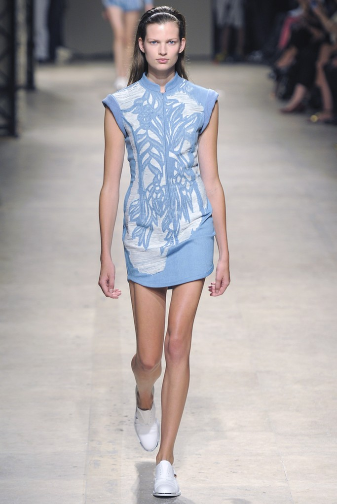 barbara bui Paris Fashion Week Spring/Summer 2014 Day 3 Recap | Balmain, Lanvin, Balenciaga + More