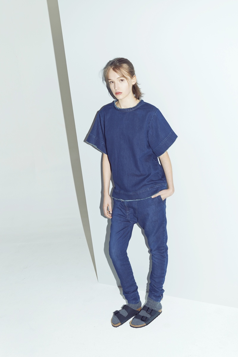bassike aw collection22 Bassike Fall/Winter 2014 Collection
