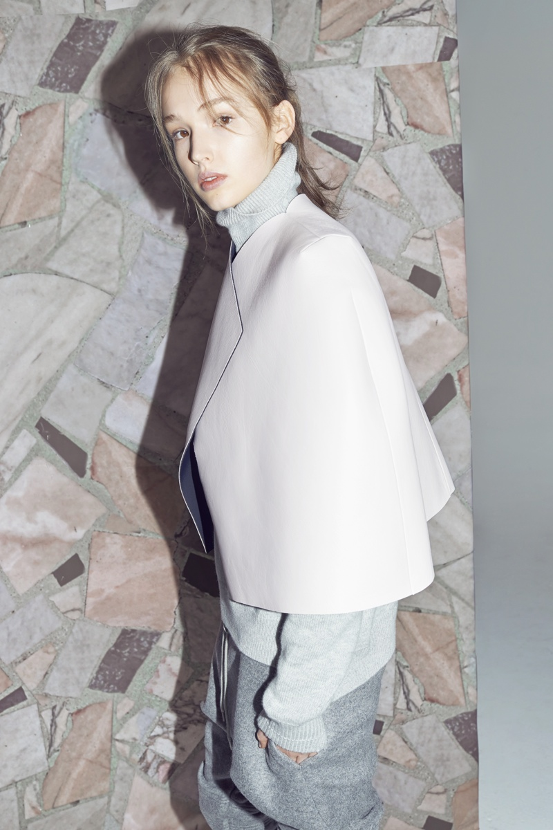 Bassike Fall/Winter 2014 Collection
