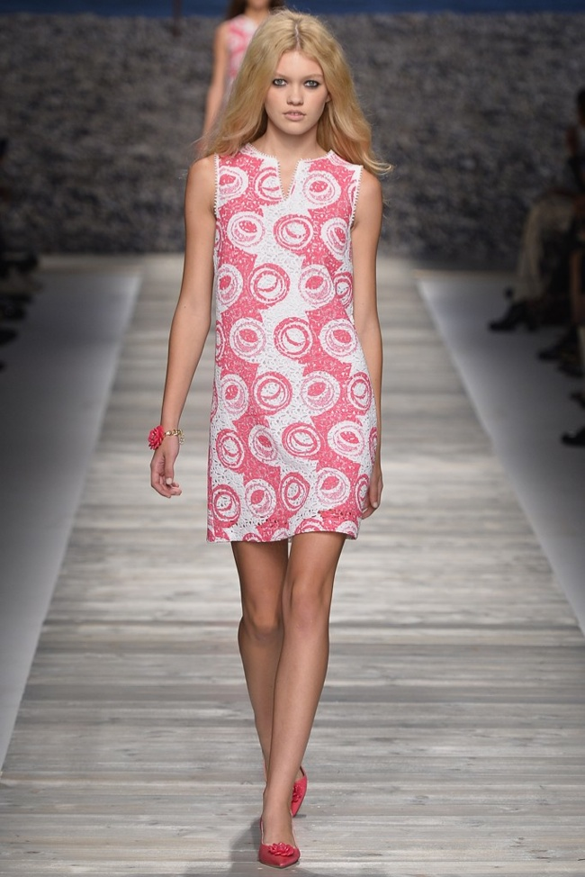 blugirl Milan Fashion Week Spring/Summer 2014 Day 2 Recap | Prada, Just Cavalli, Max Mara + More