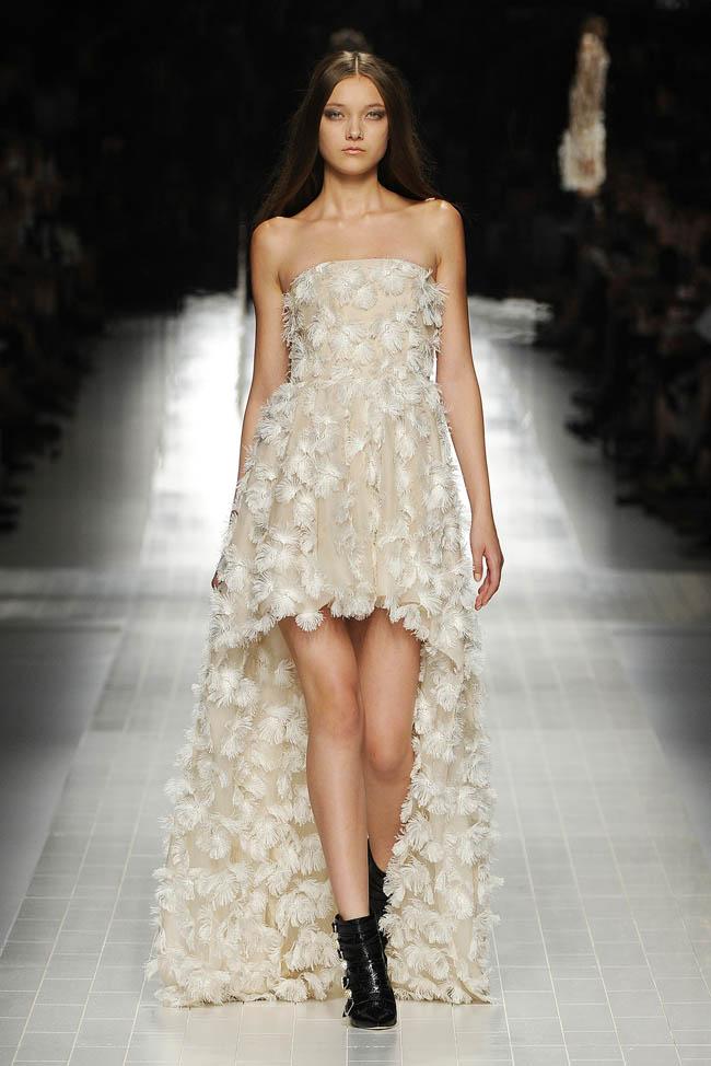 Blumarine Spring 2014   Milan Fashion Week