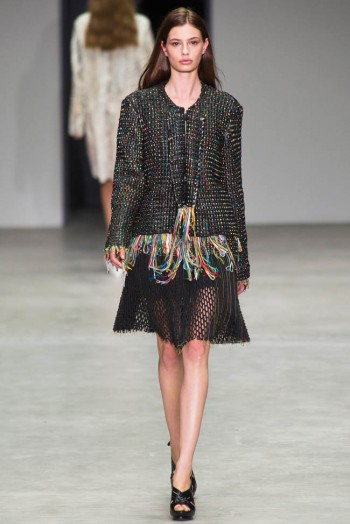 Calvin Klein Collection Spring 2014 | New York Fashion Week