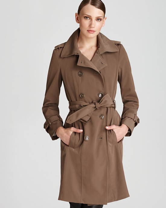 calvin klein trench 6 Trench Coats for Fall