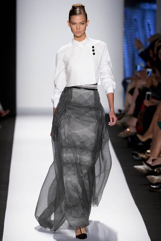carolina herrera spring 2014 1 Carolina Herrera Spring 2014 | New York Fashion Week