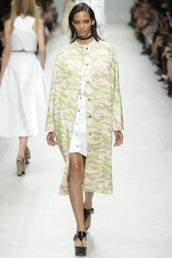 Paris Fashion Week Spring/Summer 2014 Day 3 Recap   Balmain, Lanvin, Balenciaga + More