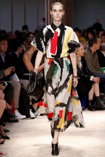 Celine Spring/Summer 2014   Paris Fashion Week