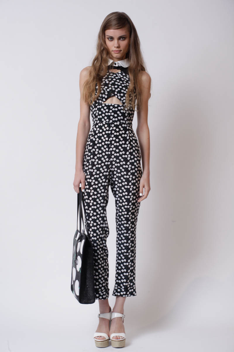 charlotte ronson spring 2014 15 Charlotte Ronson Spring 2014 Collection