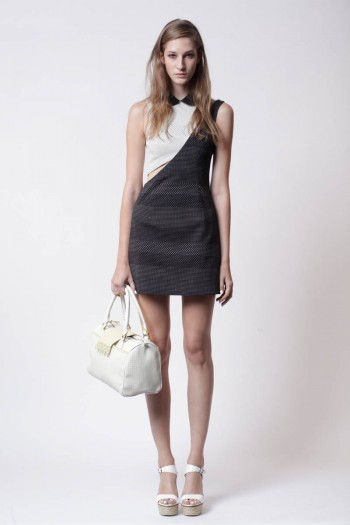 Charlotte Ronson Spring 2014 Collection