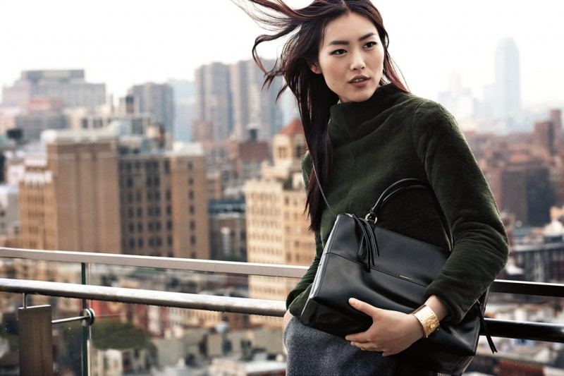 coach fall ads4 800x533 Karlie Kloss & Liu Wen Star in Coach Fall 2013 Campaign by Craig McDean