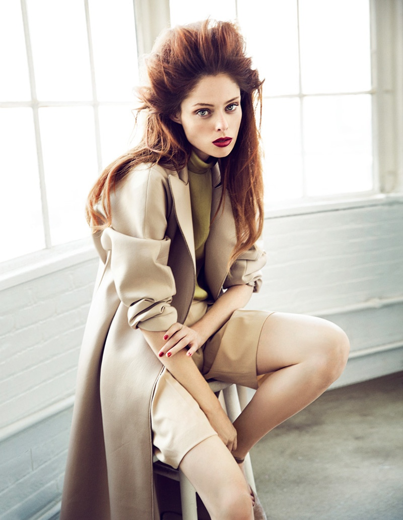 coco rocha images7 Coco Rocha Works It for Madame Figaro September 2013 by Richard Ramos