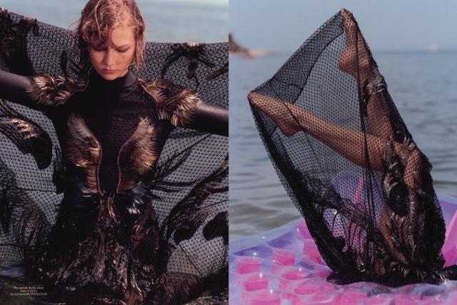 CR Fashion Book #3 Preview with Karlie Kloss, Irina Shayk & Kim Kardashian