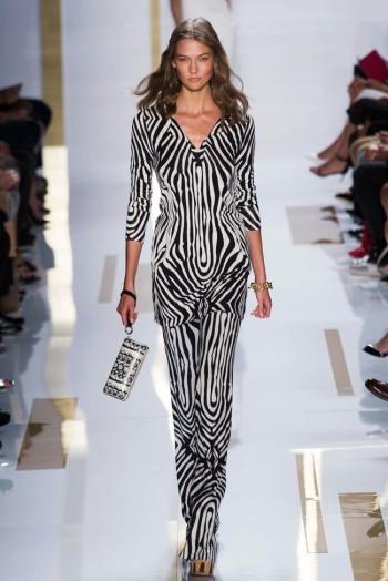 Diane von Furstenberg Spring 2014 | New York Fashion Week