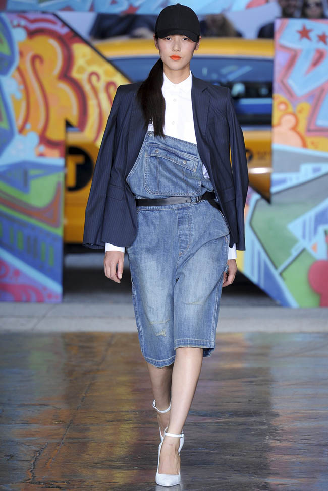 dkny spring 2014 3 DKNY Spring 2014 | New York Fashion Week
