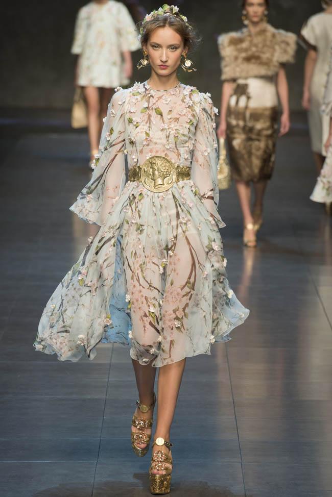 dolce gabbana spring 2014 4 Dolce & Gabbana Spring 2014 | Milan Fashion Week