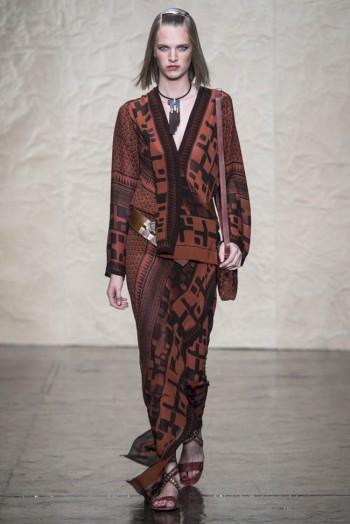 Donna Karan Spring 2014   New York Fashion Week