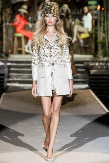 DSquared2 Spring 2014 | Milan Fashion Week
