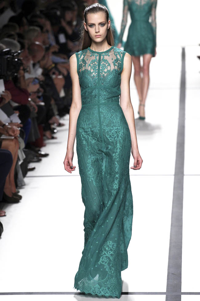 elie saab spring 2014 24 Elie Saab Spring/Summer 2014 | Paris Fashion Week