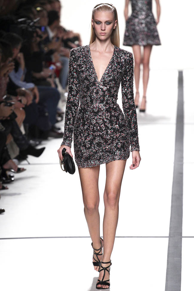 ELIE SAAB SPRING/SUMMER 2014 | PARIS FASHION WEEK
