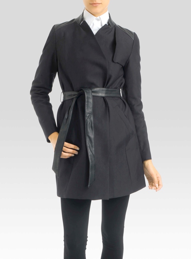 french connection trench 6 Trench Coats for Fall