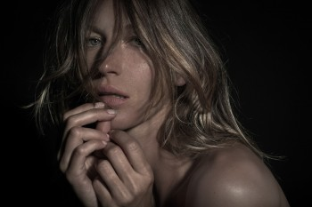 Gisele Bundchen Strips Down for BLK DNM's Johan Lindeberg