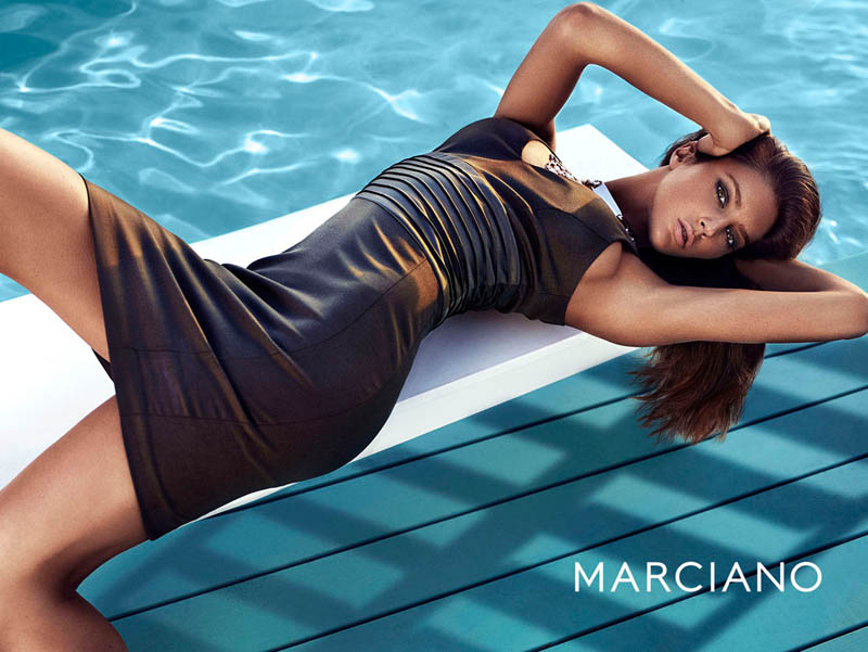 guess marciano fw3 Hunter & Gatti Shoot Guess by Marcianos Glam Fall 2013 Campaign
