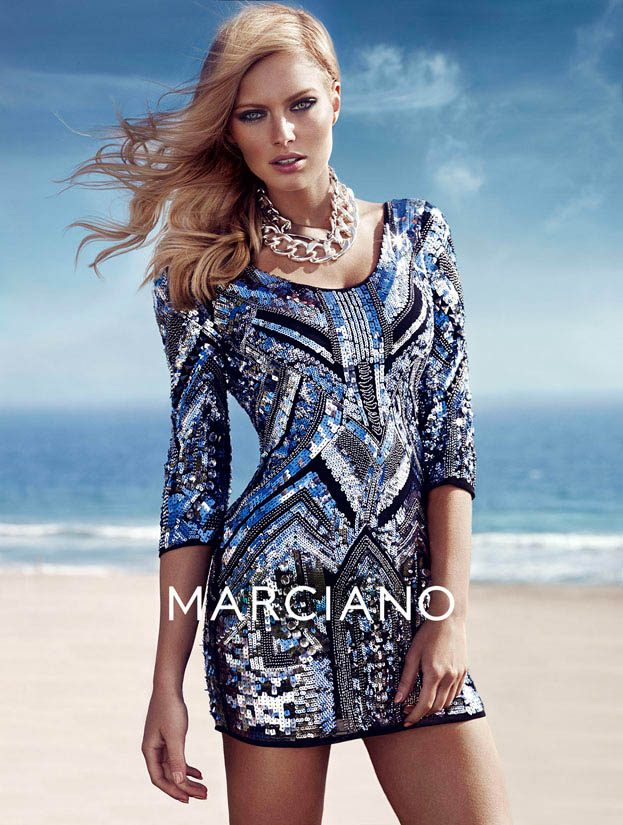 guess marciano fw4 Hunter & Gatti Shoot Guess by Marcianos Glam Fall 2013 Campaign
