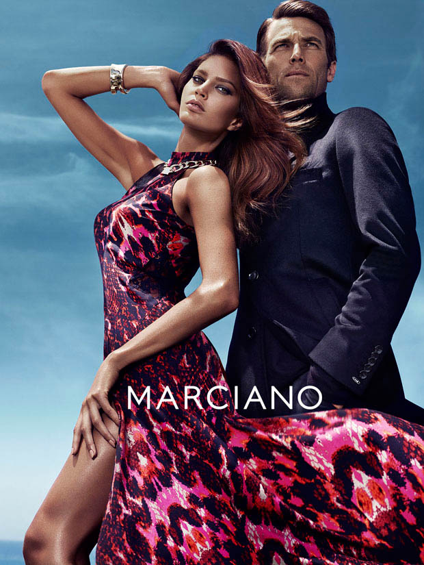 guess marciano fw6 Hunter & Gatti Shoot Guess by Marcianos Glam Fall 2013 Campaign
