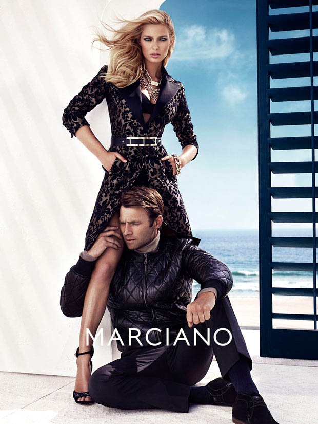 guess marciano fw8 Hunter & Gatti Shoot Guess by Marcianos Glam Fall 2013 Campaign