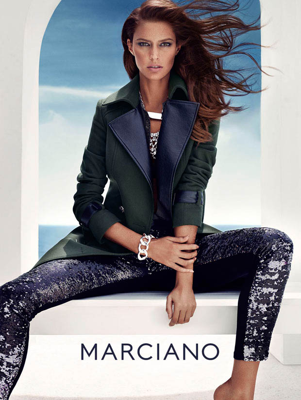guess marciano fw9 Hunter & Gatti Shoot Guess by Marcianos Glam Fall 2013 Campaign
