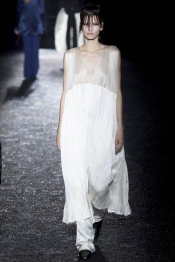 Haider Ackermann Spring/Summer 2014 | Paris Fashion Week