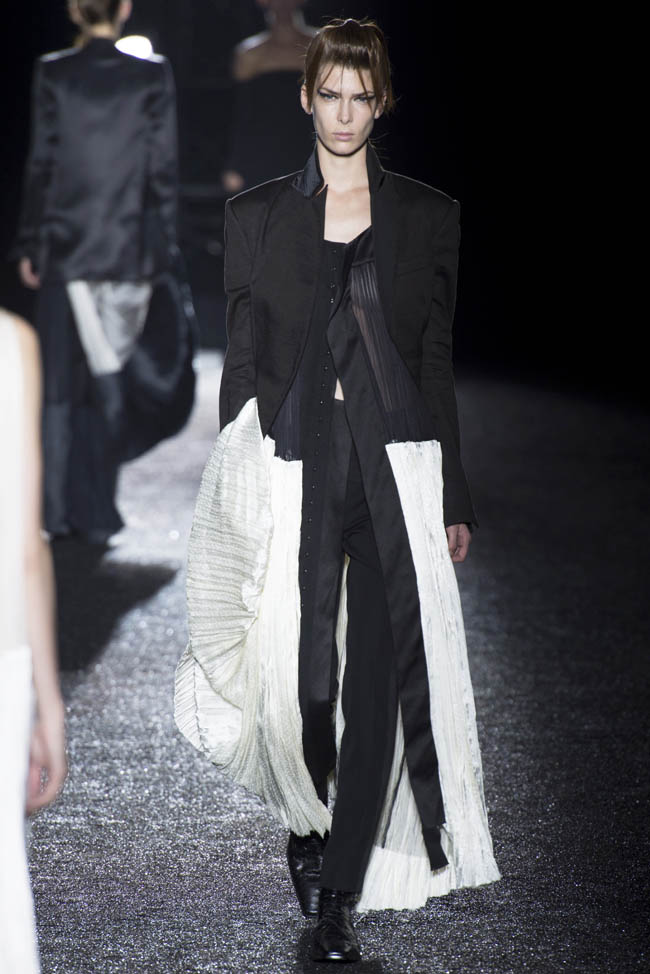 haider ackermann spring 2014 17 5 Stunning Paris Fashion Week Spring/Summer 2014 Trends