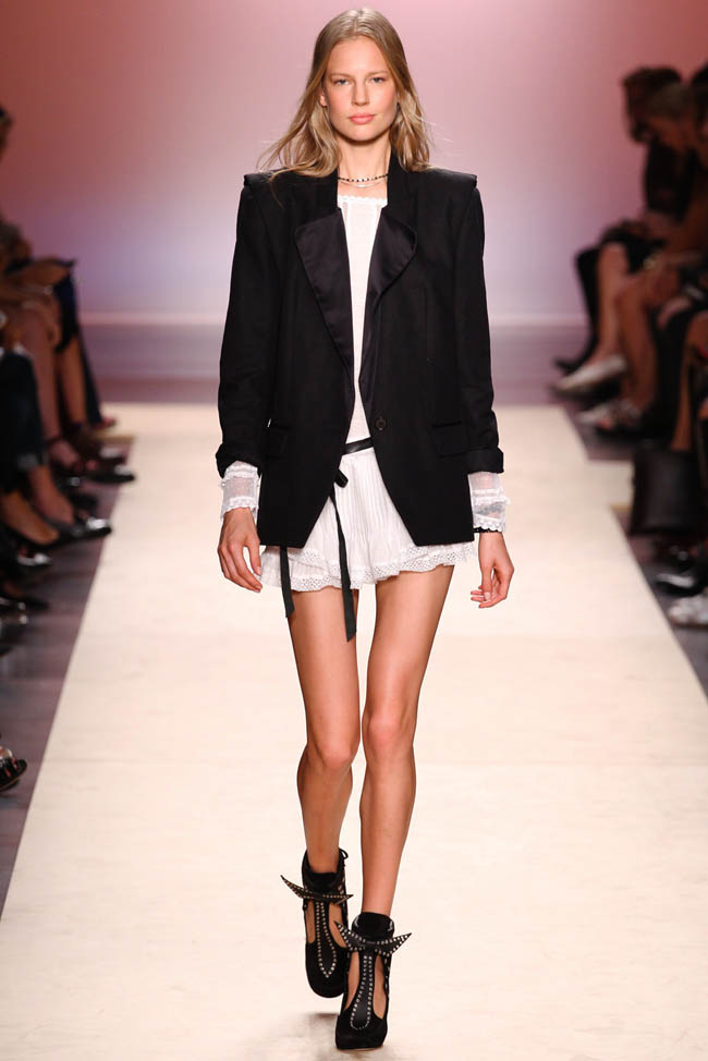 isabel marant spring 2014 1 Isabel Marant Spring/Summer 2014 | Paris Fashion Week