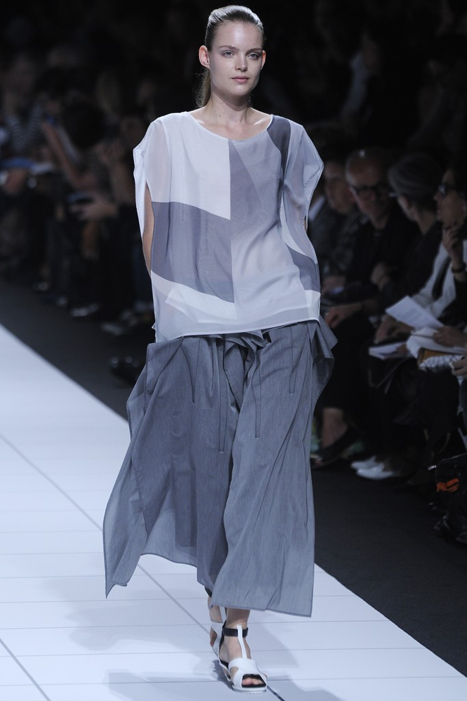 issey miyake Paris Fashion Week Spring/Summer 2014 Day 4 Recap | Dior, Isabel Marant, Sonia Rykiel + More