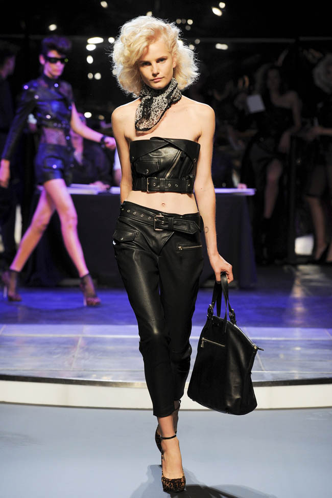 jean paul gaultier spring 2014 2 Jean Paul Gaultier Spring/Summer 2014 | Paris Fashion Week