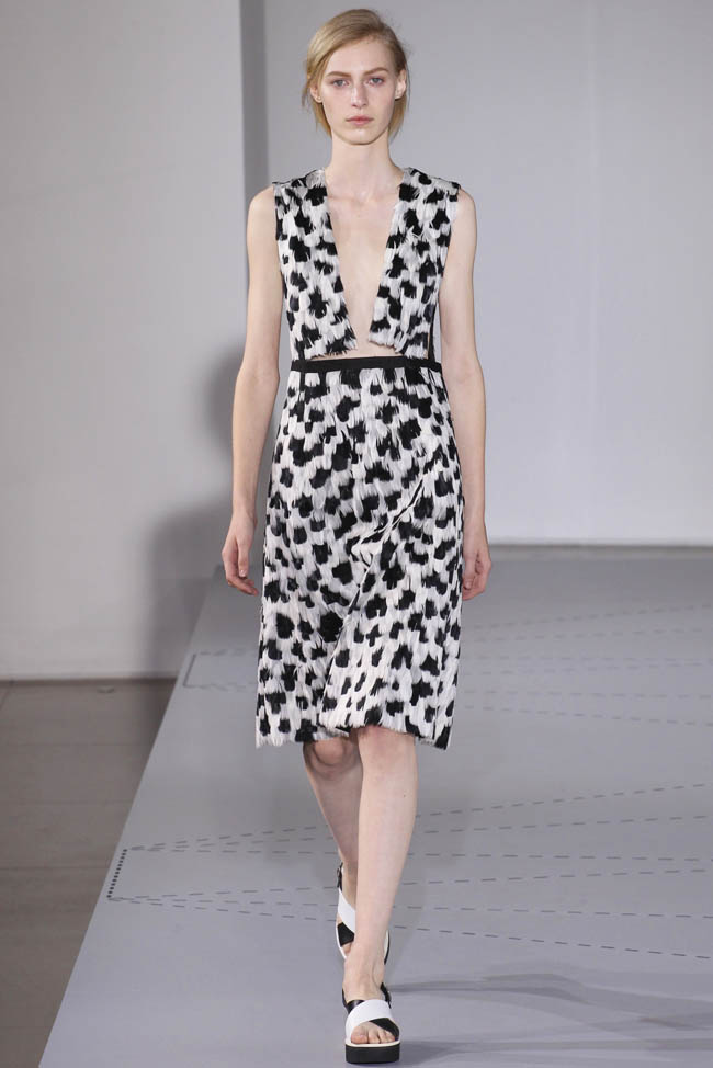 jil sander spring 2014 38 5 Amazing Milan Fashion Week Spring/Summer 2014 Trends