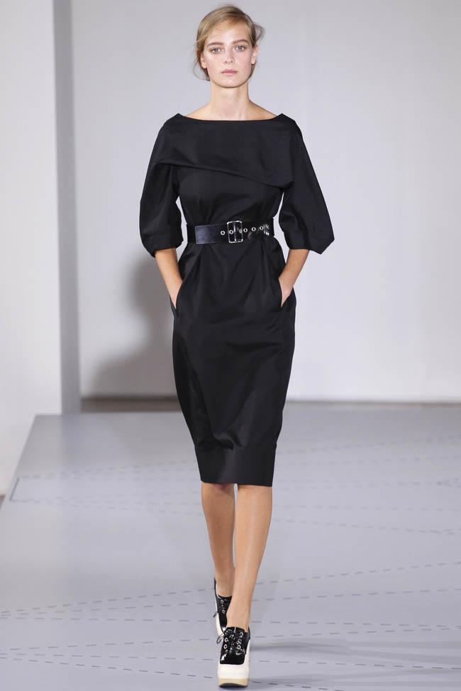 Jil Sander Spring 2014   Milan Fashion Week
